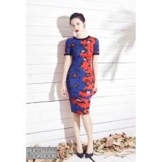 Đầm body beo xinh xắn - 1008