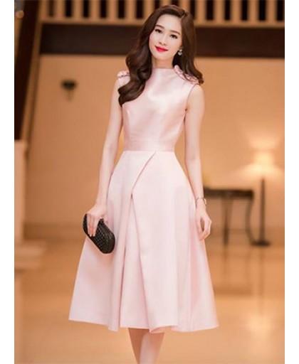 Đầm Xòe Hoa Hậu Thu Thảo - 2056