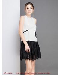 Áo Và Váy Ren - 2131