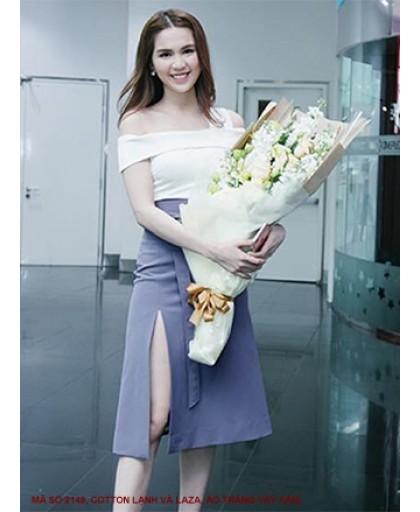 Bộ Áo Và Váy Rời Ngọc Trinh - 2149
