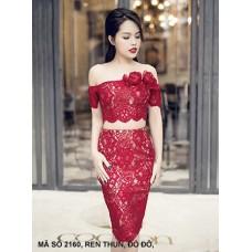 Bộ Áo Và Váy Rời - 2160