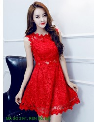 Đầm Ren Sang Trọng - 2161