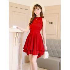 Đầm Xòe Lai Đuôi Tôm - 125