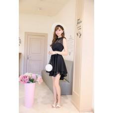 Đầm Xòe Lai Đuôi Tôm-125