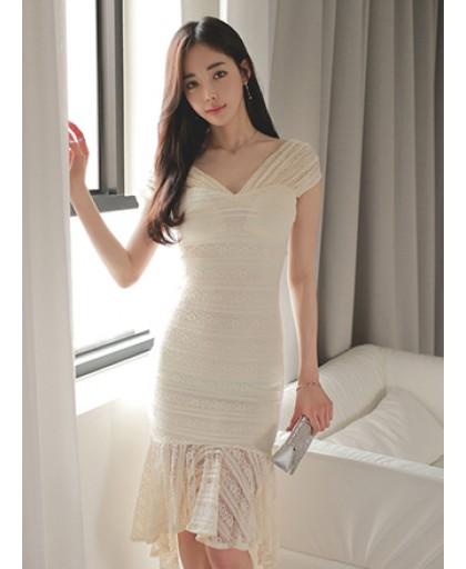 Đầm Ren Cao Cấp - 164