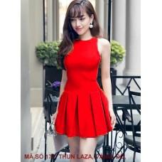 Đầm Đầm Xòe Sát Nách - 177