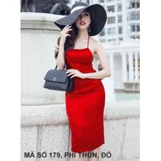 Đầm Dây Ôm-179