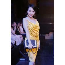 Đầm Kim Tuyết Sang Trọng - 50
